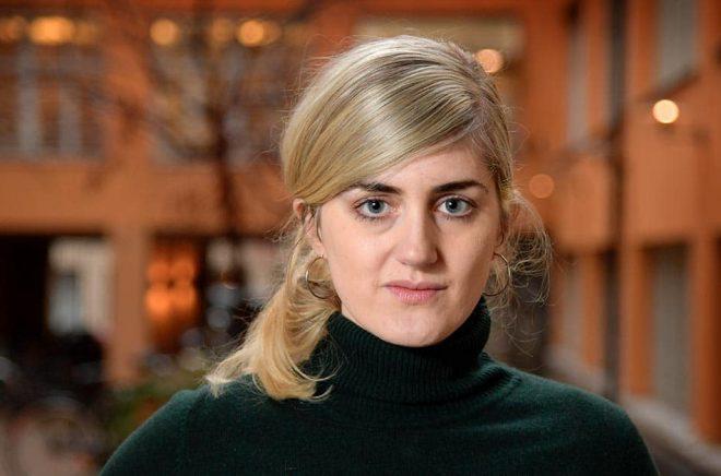 Matilda Voss Gustavsson, författare till boken