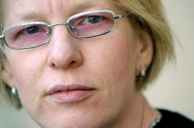 Den norska författaren Beate Grimsrud är död. Arkivbild: Janerik Henriksson/TT.