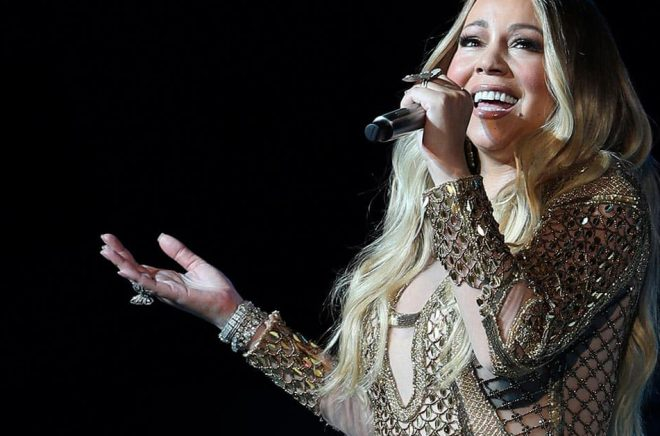 Mariah Carey har skrivit en självbiografi. Arkivbild: Kamran Jebreili/AP/TT.