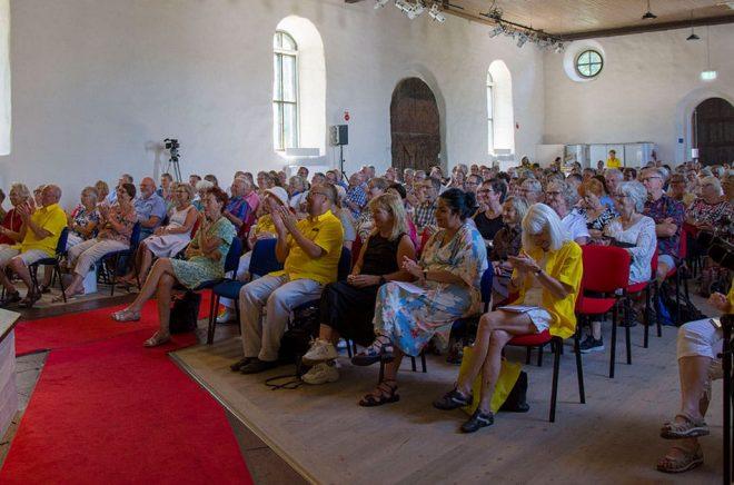 Årets upplaga av Bokdagar i Dalsland blir ett digitalt arrangemang. Det är den 20:e festivalen i ordningen. Arkivbild: Basel Khalas.