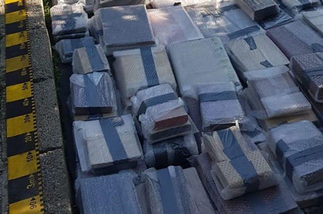 De dyrbara böckerna hittades välinpackade och gömda under ett golv. Foto: Metropolitan Police.