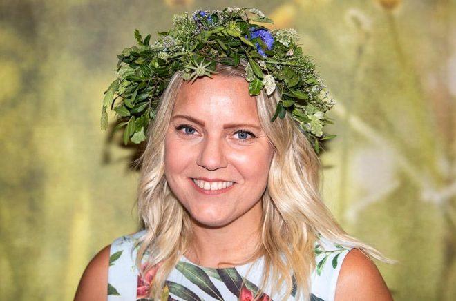 Carina Bergfeldt får en egen talkshow. Arkivbild: Henrik Montgomery/TT.