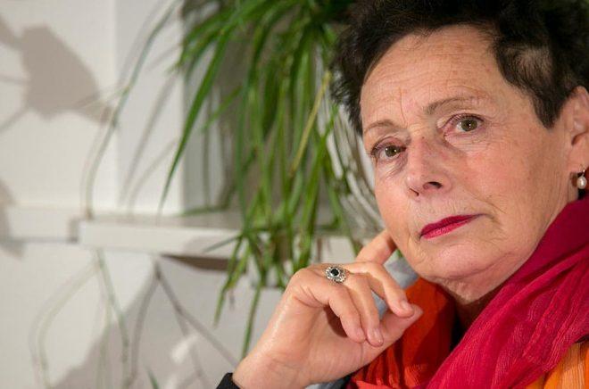 Dorotea Bromberg, som grundade förlaget för 45 år sedan, kommer att fortsätta som senior förläggare.. Arkivbild: Hossein Salmanzadeh/TT.