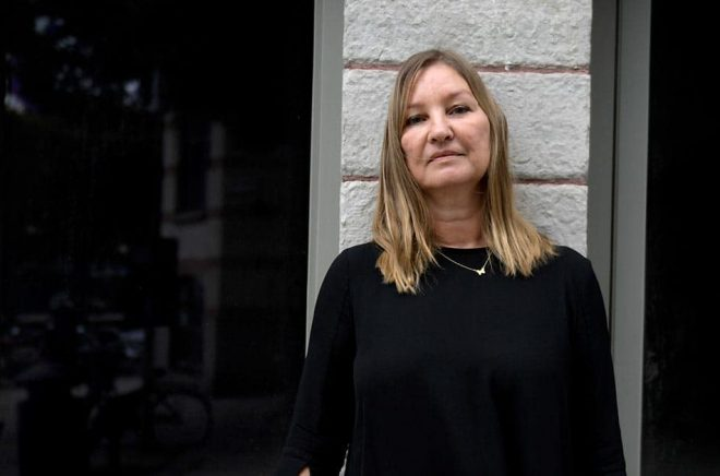 Naja Marie Aidt får Danska Akademiens pris