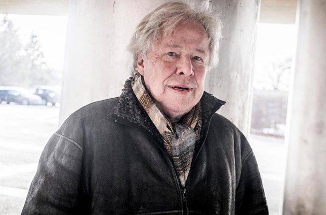 Sven Wollter är död, han blev 86 år. Foto: Magnus Hjalmarson Neideman/SvD/TT.