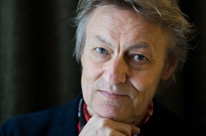 Lars Lerin. Arkivbild: Fredrik Sandberg/TT.