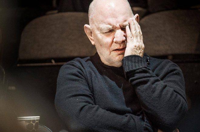 Lars Norén. Arkivbild: Tomas Oneborg/SvD/TT.