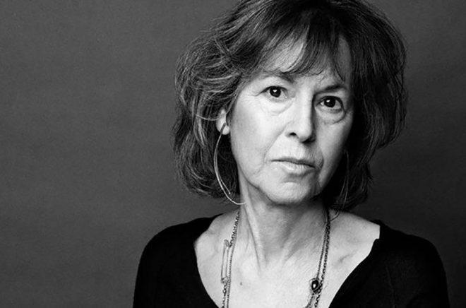 Årets Nobelpristagare Louise Glück. Pressbild: Gasper Tringale.
