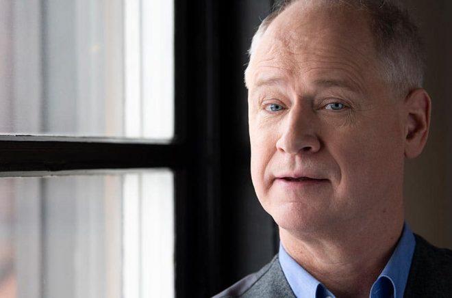 Robert Gustafsson ska spela Stig Engström i en ny serie för Netflix. Arkivbild: Henrik Montgomery/TT.