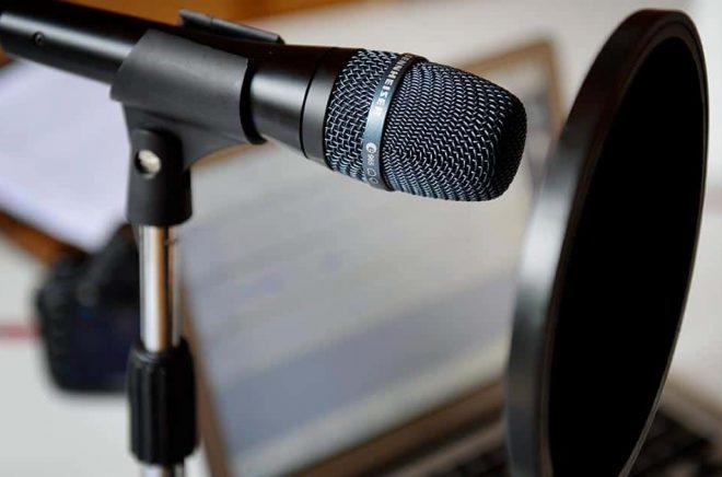 Bengt Bok får pris för att ha befäst och utvecklat ljudradions ställning. Arkivbild: Jessica Gow/TT.