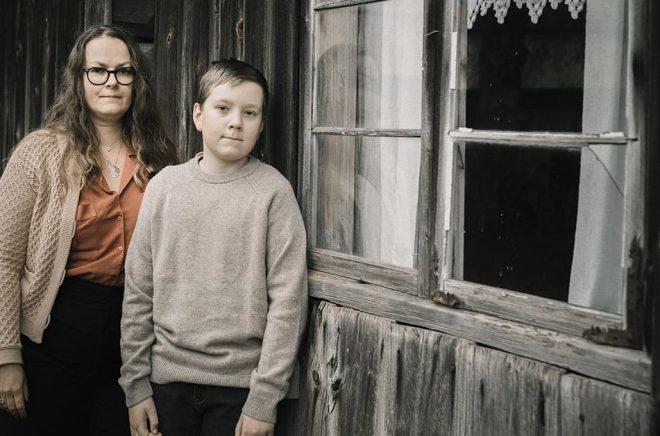 Willem Källmodin författardebuterar vid 12 års ålder med boken