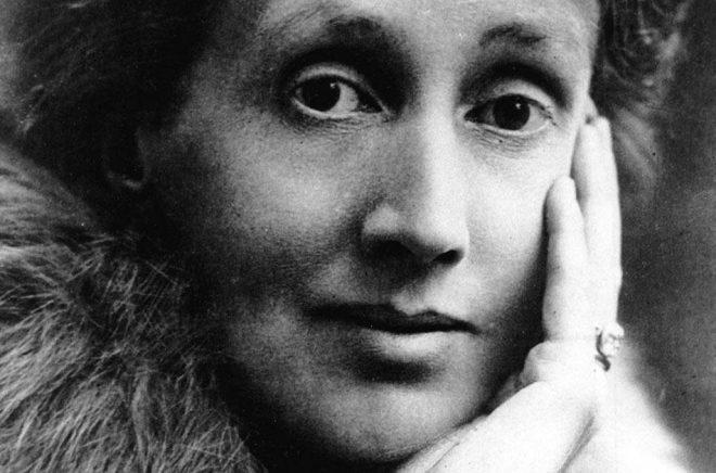 Virginia Woolfs litterära omdömen har sålts dyrt. Arkivbild: AP/TT.