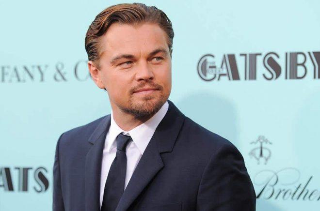 Leonardo DiCaprio spelade Gatsby i filmen från 2013. Arkivbild: Evan Agostini/AP/TT.