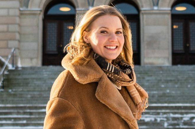 Emma Frans, författare bok Alla tvättar händerna