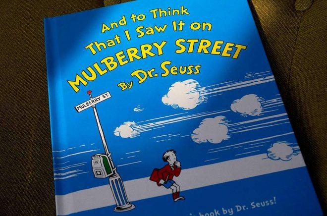 Dr Seuss rasistisk bok