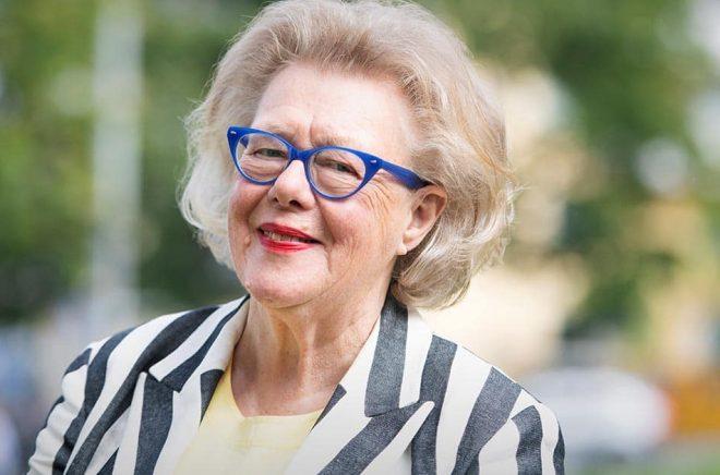 Birgitta Rasmusson är död. Hon blev 81 år. Arkivbild: Karin Wesslén/TT.