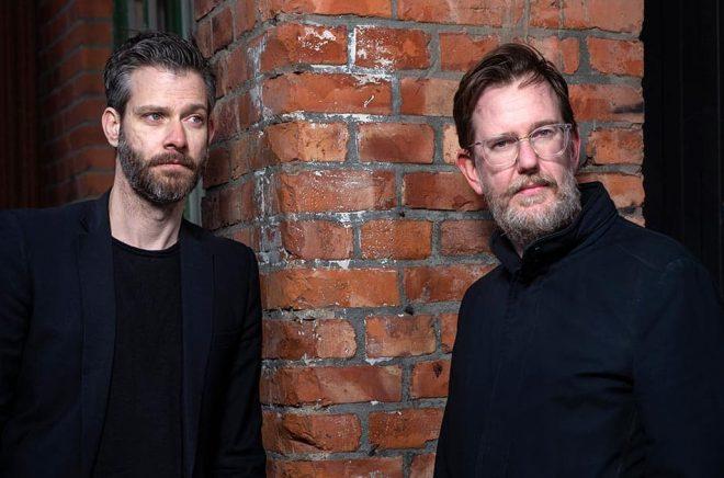 Peter Mohlin och Peter Nyström