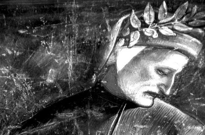 I år firas Dante Alighieris 700-årsjubileum i Italien. Arkivbild: TT.