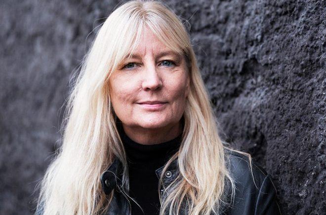 Karin Smirnoff är en av författarna som har nominerats till Sveriges Radios novellpris 2021. Foto: Alexandra Bengtsson/SvD/TT.