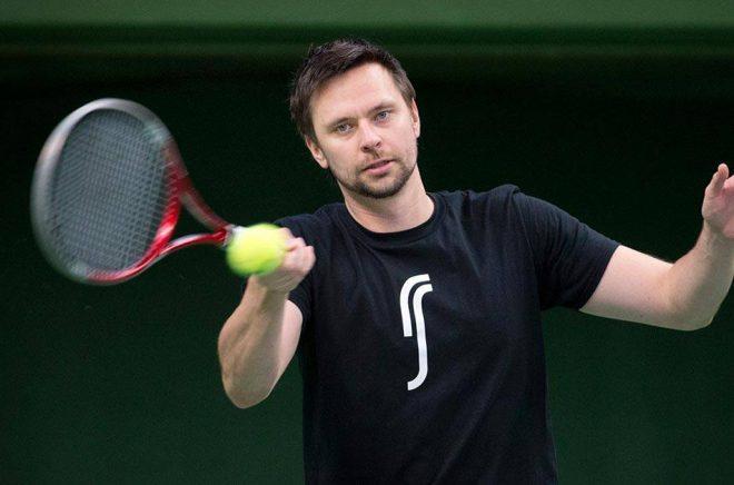 Tennisspelaren Robin Söderling skriver en självbiografi om sin tid som elitidrottare. Foto: Jessica Gow/TT.