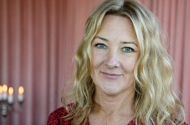 Johanna Bäckström Lerneby är nominerad till en Guldspade för reportageboken