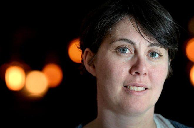 Den amerikanska författaren Kristen Roupenians novell