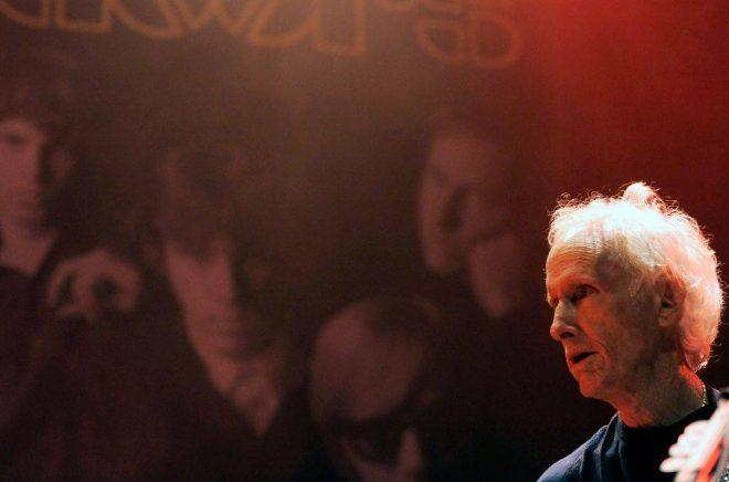 Robby Krieger, gitarrist i The Doors, släpper sina memoarer i oktober. Foto: Chris Pizzello/AP/TT