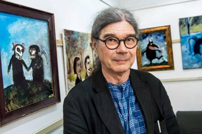 I 22 år tecknade Ulf Lundkvist serien