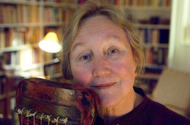 Cecilia Lindqvist författare