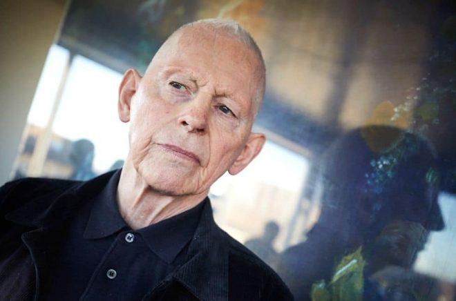 Björn Runeborg blev Augustnominerad flera gånger, även för sin sista novellsamling. Foto: Fredrik Persson / TT