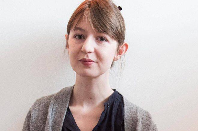 Den irländska författaren Sally Rooney vill inte låta sin nya roman bli översatt till hebreiska. Arkivbild: Fredrik Sandberg/TT.