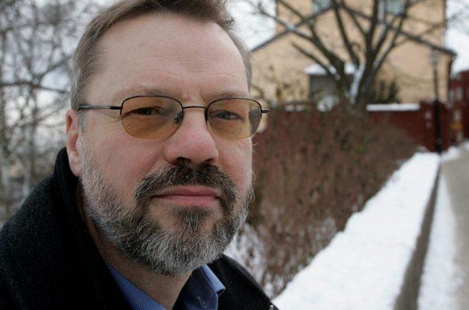 Svante Weyler tvingas bort som styrelseordförande för Kulturrådet. Arkivbild: Bertil Ericsson/TT.