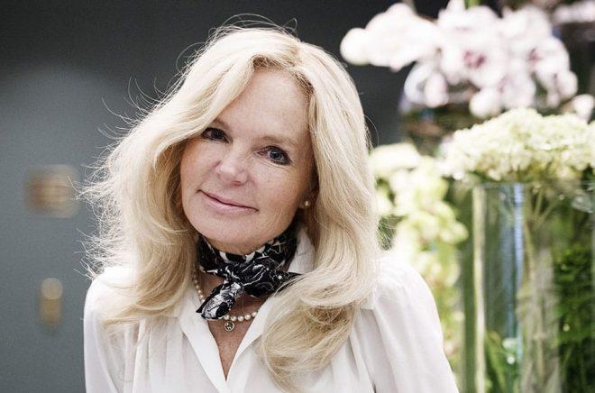 Lucinda Rileys romaner har sålts i 300 000 exemplar i Sverige. Pressbild: Roni Rekomaa.
