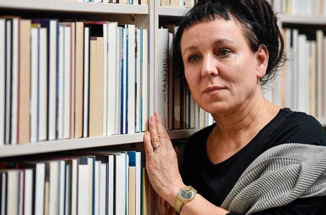 Olga Tokarczuk har börjat arbeta på en ny roman men vill inte avslöja vad den handlar om. Arkivbild: Martin Meissner.