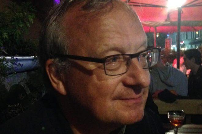 Översättaren Thomas Grundberg. Foto: John Swedenmark