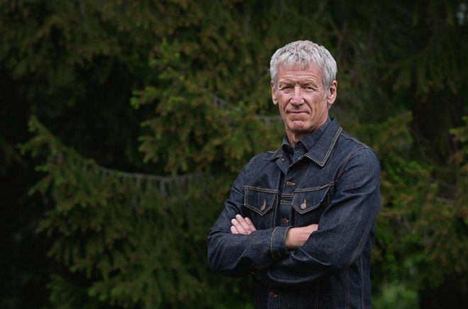 Författaren Thomas Svensson.
