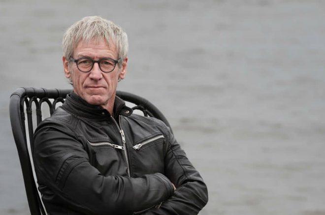 Thomas Svensson debuterar med den historiska romanen Blodgärning. Foto: Ulrika Hägglund