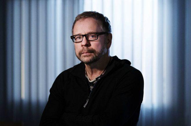 Journalisten Thomas Pettersson. Foto: Ola Kjelbye