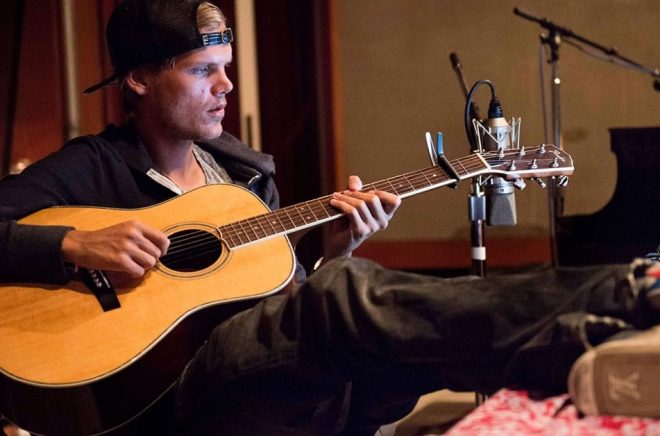 Tim Bergling, också känd under artistnamnet Avicii, gick bort förra 2018. Nästa år släpps en biografi skriven av journalisten Måns Mosesson. Foto: Sean Eriksson.