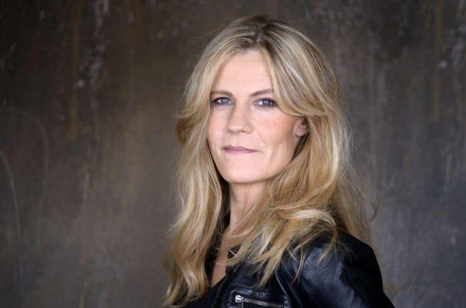 Författaren Tina Frennstedt. Foto: Maria Östlin