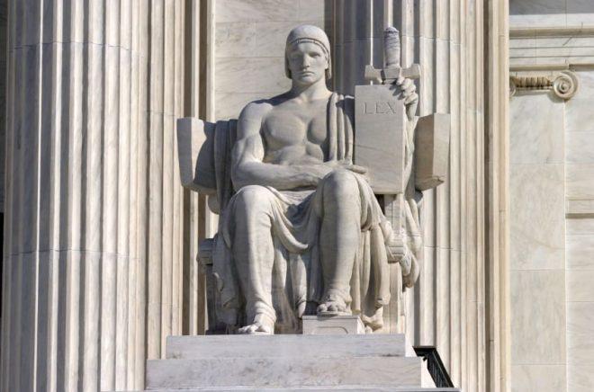 Högsta domstolen i USA gav Google Books rätt. Foto: lillisphotography, iStockphoto