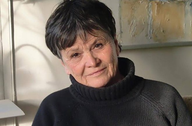 Ulla Rhedin, bilderbokskritiker och forskare. Foto: Bo Norvell