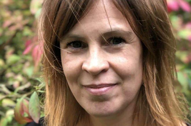 Debutanten Ulrika Ingemarsdotter. Foto: Privat