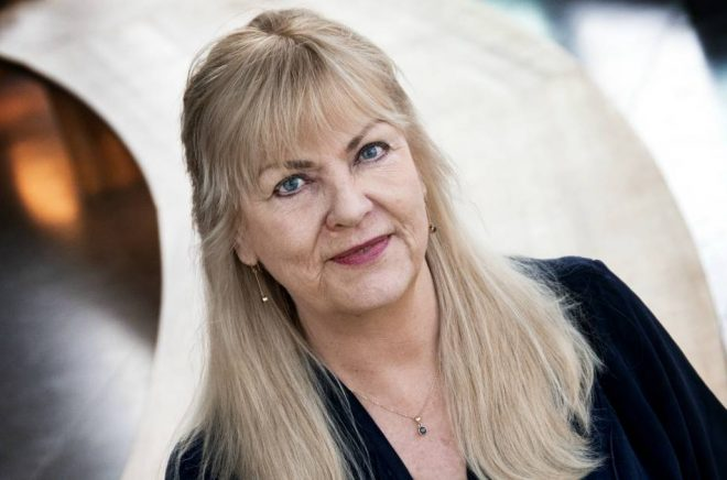Ulrika Wolff, professor vid institutionen för pedagogik och specialpedagogik vid Göteborgs universitet. Foto: Frida Winter