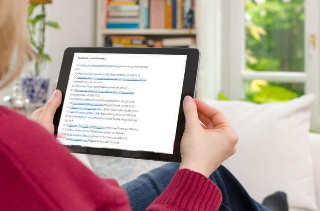 Kolla vilka veckans mest sålda böcker är... Foto: iStock.
