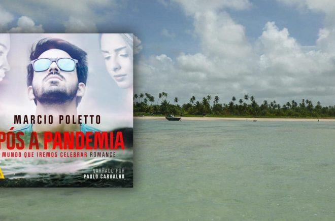 Word Audio går in på den brasilianska marknaden. Första titeln blir Efter pandemin som producerats på rekordtid. Bakgrundsfoto: Carlo Carrenho.
