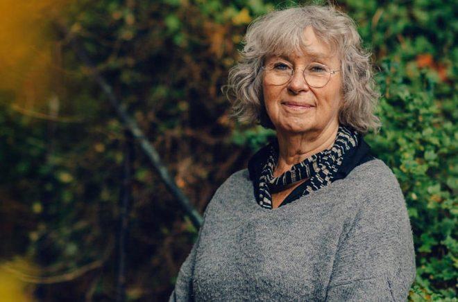 Författaren Ylva Mårtens. Foto: Alexander Donka.