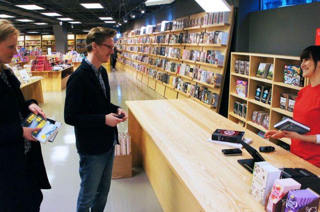 Adlibris Market i Stockholm