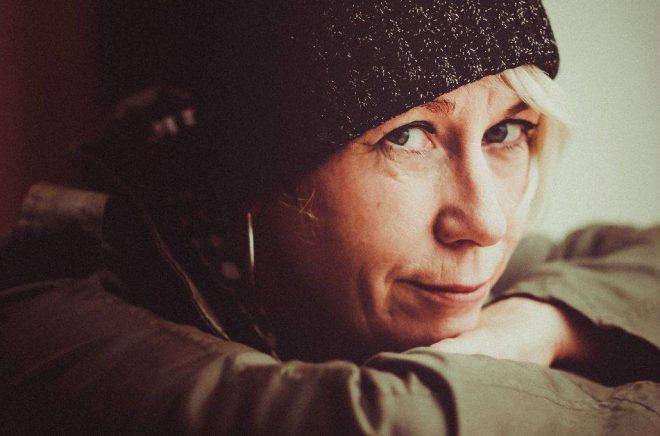 Agneta Edwards, läsfrämjare, författare och föreläsare. Foto: Conny Palmkvist