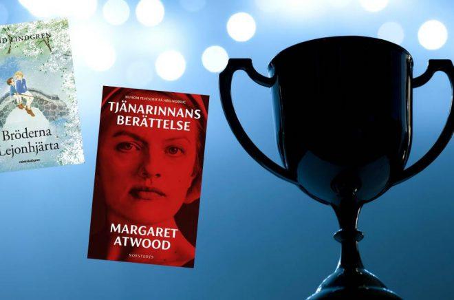 Akademibokhandeln frontar sina egna favoriter i brist på en Nobelpristagare i år. Böckerna på bilden är två av dem som har lyfts fram på Akademibokhandeln.se. Foto: iStock
